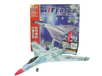 Buy Electric RC AirPlane SU-27 Air Force RTF
