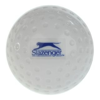 Slazenger Match Hockey Ball White -
