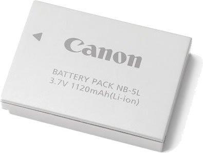 Canon バッテリーパック NB-5L