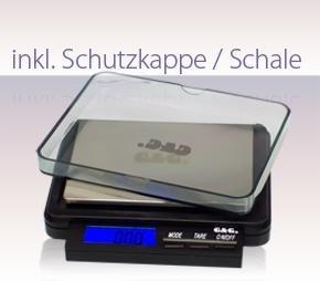 GundG FH500 Balance culinaire 200g / 0,01g - 500g / 0,05g
