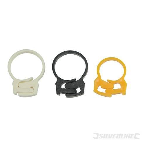 Mini Schlauch Packungen Packungen/Kabelclips 20 PCE Teilen für niedrige-Druck Pfannenkorpus Abluftstutzen oder Entleerung Linien und Schläuche. Herausnehmbare, RE-tauglich und zuverlässig. Verstellbare Ratsche-Zahnspitz Verriegelungsmechanik. Größen: 12 mm - 14 mm, 16 mm - 18 mm, 22 mm - 25 mm und 23 mm - 28 millimeter.