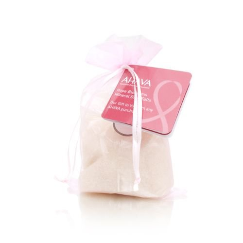 AHAVA Hope Blossoms Mineral Bath Salts 8 oz