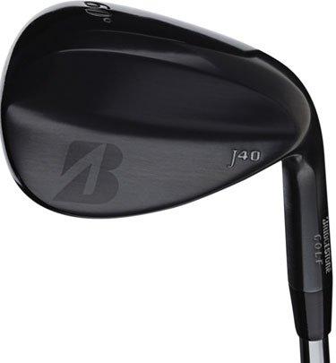 Bridgestone Golf J40 Black Oxide Wedge (Men's, Right Handed, Spinner Wedge, Stiff, 54 degrees)