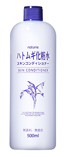 imyu naturie SKIN CONDITIONER <Adlay lotion> 500ml, Japan