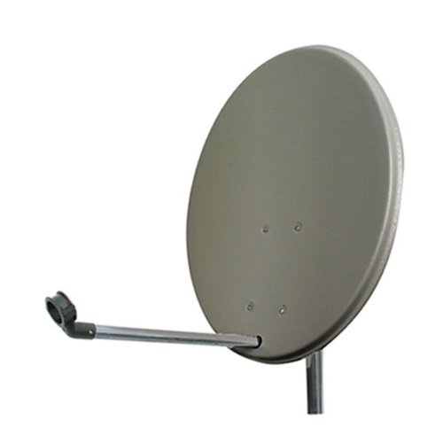sat antenne 80 cm stahl dunkelgrau anthrazit satelliten. Black Bedroom Furniture Sets. Home Design Ideas