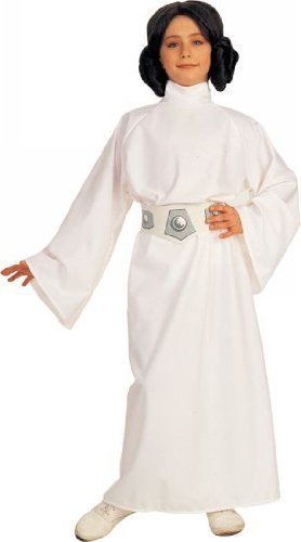 Princess Leia Costume - Child Costume