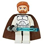 General Kenobi (Clone Wars) - Custom LEGO Minifigure