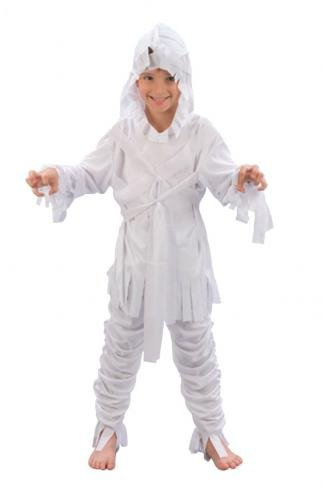 Pams Childrens Halloween Costumes - Mummy Fancy Dress Costume - Small Size