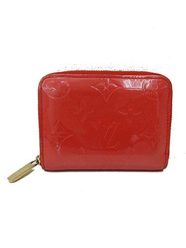 LOUIS VUITTON(ルイヴィトン) ヴェルニ ジッピーコインパース M93053 オレンジサンセット 赤 小銭入れ 財布