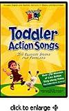 Cedarmont Kids - Toddler Action Songs DVD