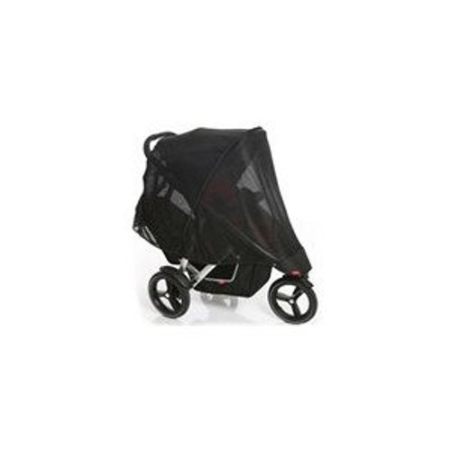 Phil&Teds Uv Sunny Days Mesh Cover For Double Vibe Stroller front-733732
