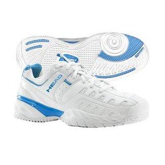 Head Prestige Womens Tennis Shoes White Blue