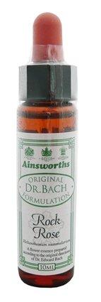 Original Bach Flower Remedy 10ml - ROCK ROSE