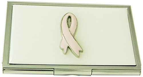 budd-leather-business-card-case-american-breast-cancer-foundation-white-pink