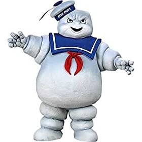 punishment death super works option destruction giant sta puft marshmallow