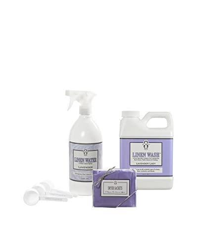 Le Blanc Lavender Small Linen Care Kit