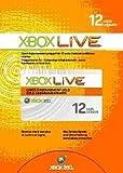echange, troc Carte Xbox 360 Abonnement 12 Mois