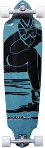 Madrid David Price Downhill Complete Longboard Skateboard -10.5x40.25