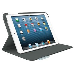 Logitech Folio Protective Case for iPad mini (Carbon Black)