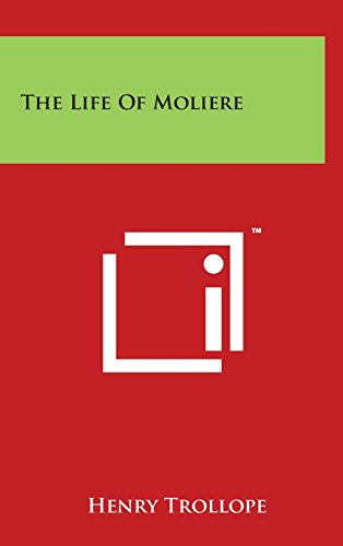The Life of Moliere