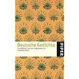 """Deutsche Gedichte: Von Walther von der Vogelweide bis Gottfried Bennvon """"Hans Joachim Hoof"""""""