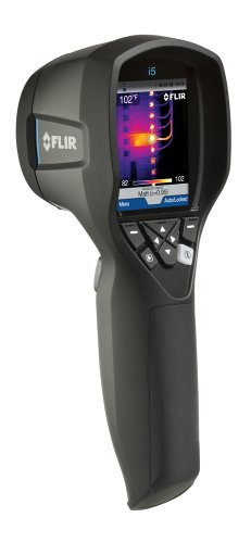 FLIR Systems, Inc. FLIR i5 Thermal Imaging Camera, Black and Gray