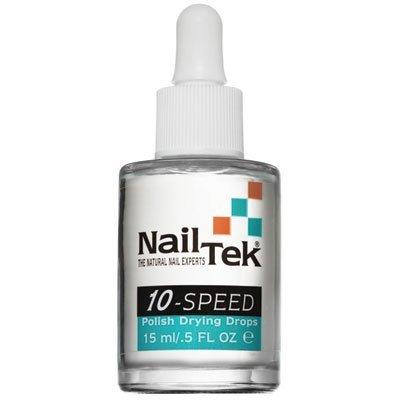Nailtek 10 Speed Polish Drying Drop by Nail Tek