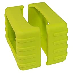 82 Series Rubber Boot Size 6 - Green (Pair) - 1.75 Inch X 4.75 Inch X 3.25 Inch