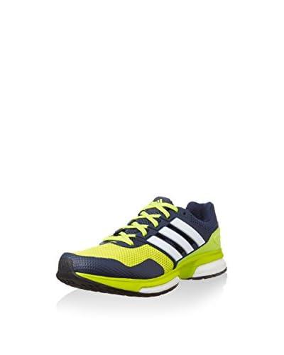 adidas Zapatillas Response 2 Amarillo / Azul Marino / Blanco EU 42 (UK 8)