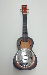 kala ka r t sb tenor resonator ukulele sunburst musical instruments. Black Bedroom Furniture Sets. Home Design Ideas