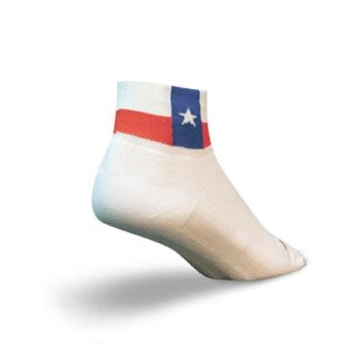 Buy Low Price SockGuy Channel Air 2in Texas Cycling/Running Socks – DO NOT USE (B00502TT9Q)