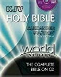 Holy Bible on Compact Disc (King James Version)