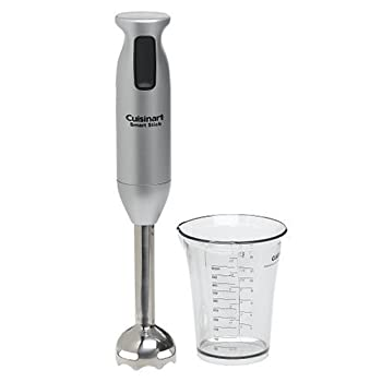 Set A Shopping Price Drop Alert For Cuisinart CSB-76BC SmartStick 200-Watt Immersion Hand Blender, Brushed Chrome