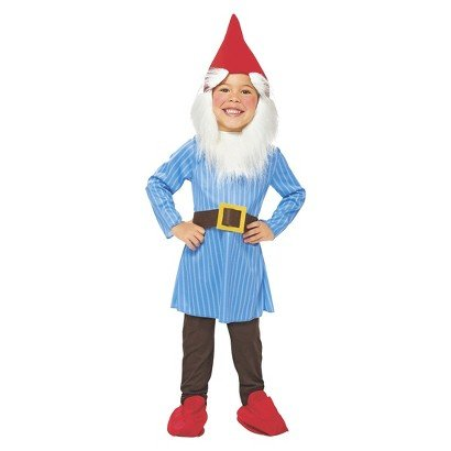 Infant/toddler Jolly Gnome Costume (3t-4t)