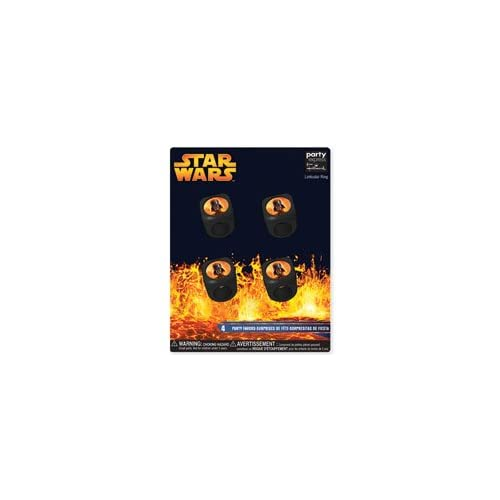Star Wars III Lenticular Ring