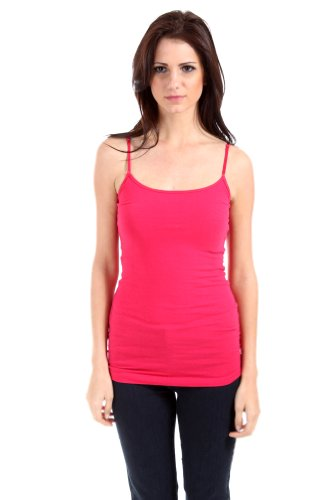 Active Basic Camisole in Hot Pink