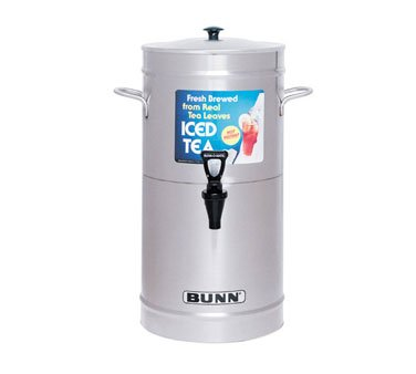 Bunn Cylinder Style Iced Tea Coffee Dispensers -Tds-3.5-0008 front-595866