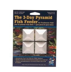 API 3-Day Pyramid Automatic Fish Feeder