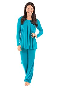 Women's Long Sleeve Pajama Set – Sere…