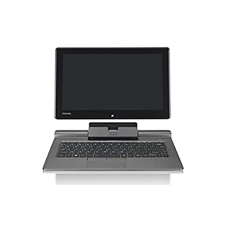 "Toshiba Z10t-A-13V PC Portable Hybride 11,6"" Gris (Intel Core i5, 4 Go de RAM, 128 Go, Intel HD Graphics 4200, Windows 8.1)"