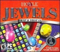 Hoyle Jewels Swap And Drop Windows Xp Compatible Cd Rom Computer Game