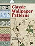 Classic Wallpaper Patterns (Dover Pic...