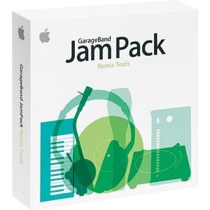 Apple Garageband Jam Pack: Remix Tools