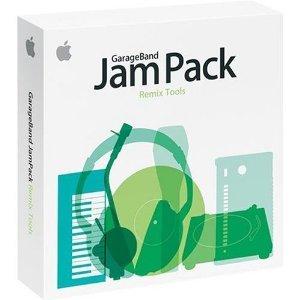 Apple Garageband Jam Pack: Remix Tools