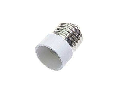 Shangge Ce&Rohs Certification 5 Pcs E27 To E14 Led Bulb Base Converter Halogen Cfl Light Lamp Adapter Socket Change Pbt