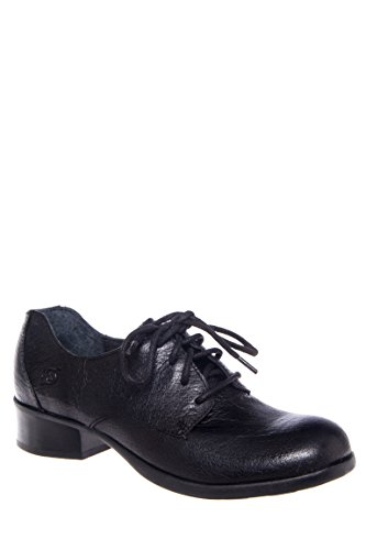Mott Low Heel Oxford Shoe