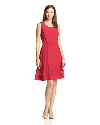 Aijek Women's Rebirth Lace Panel Dress