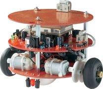 C-Control Robot System ASURO PRO-BOT128A Pre Built Programmable Robot
