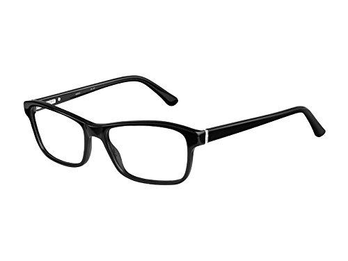 safilo-sa-6002-rechteckig-acetat-damenbrillen-black807-54-16-140