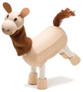 Anamalz Wood Toy- Llama - 1